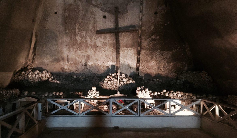 Napels: Cimitero Fontanella