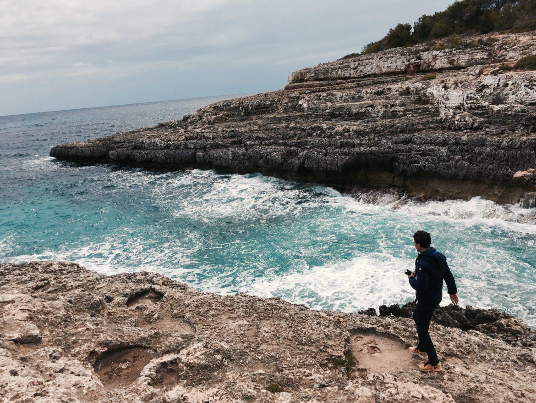 Mallorca: Playa Mondrago