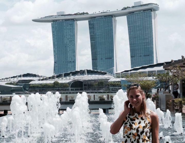Blog: Singapore Dag 1 & 2