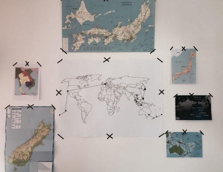 Wereldreis voorbereiden | De route bepalen