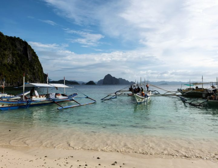Itinerary for two weeks on Palawan (The Philippines)