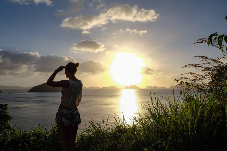 Filipijnen: El nido Sunset