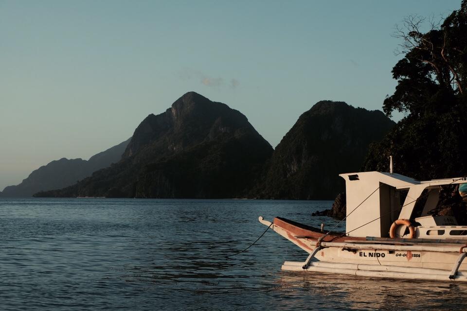 Filipijnen: Boot