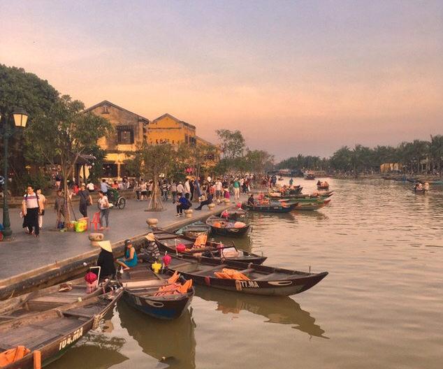 Vietnam:Hoi an