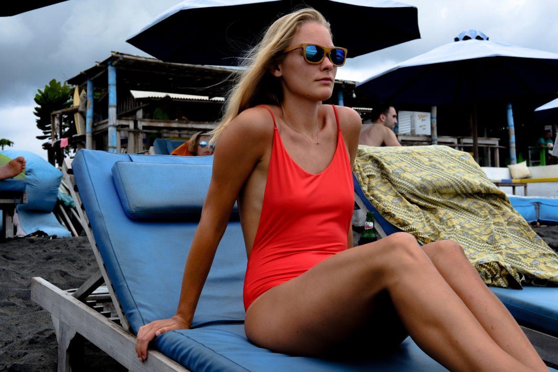Bali: canggu strand