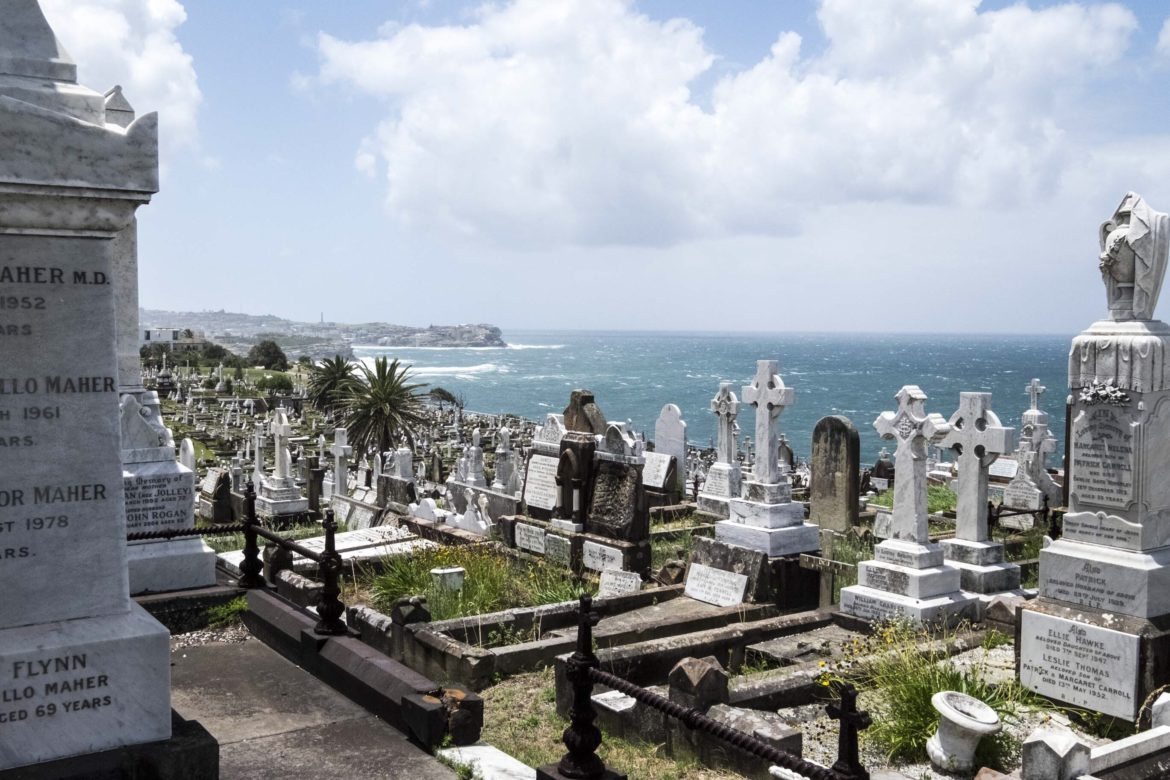 Australie: Waverly Cemetry