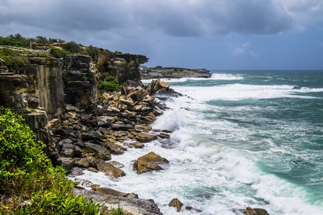Australie: coogee to bondy walk