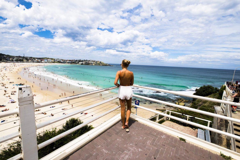 Australie: bondi beach