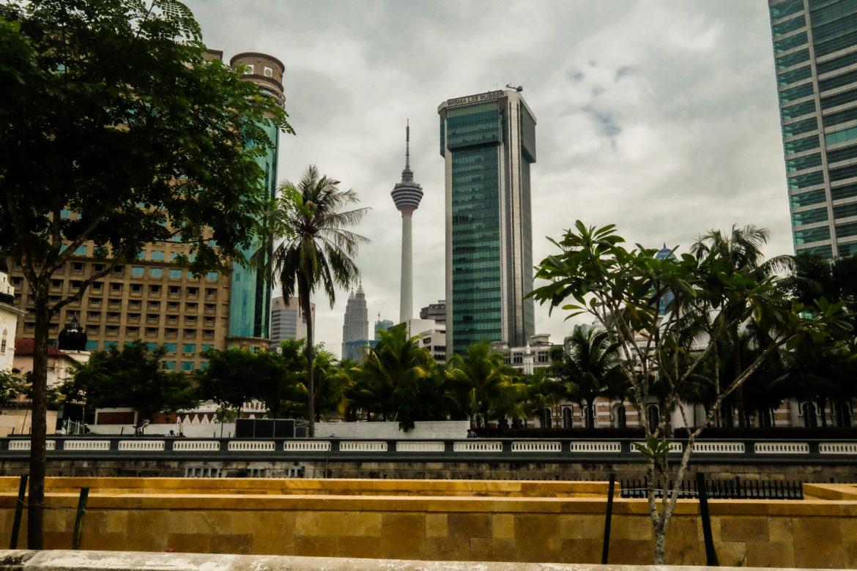 Maleisie: Uitzicht op Kuala Lumpur Tower