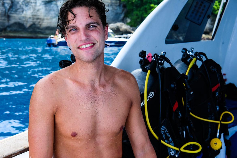 Bali: Ries duiken