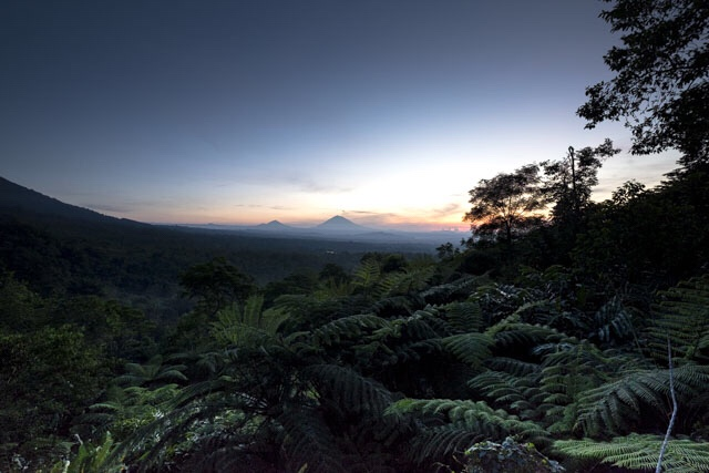 Bali: sang giri resort