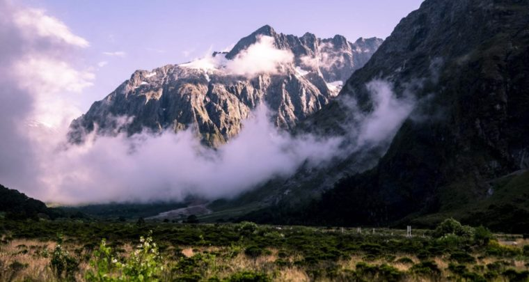 Reisroute: het Zuidereiland van Nieuw-Zeeland