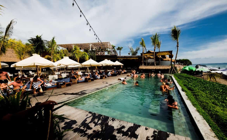 Bali: the lawn