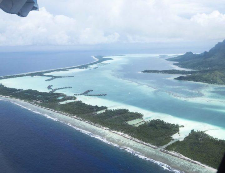 Reisroute: twee weken op Frans Polynesië