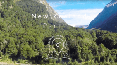 Video part 1: the South Island of New Zealand