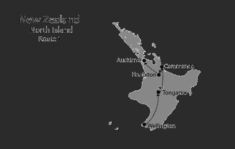 Itinerary New Zealand 5 days