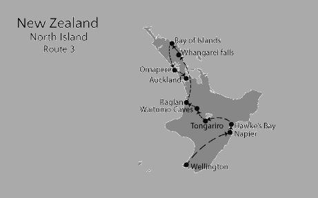 New Zealand North island Itinerary 2 weeks 2