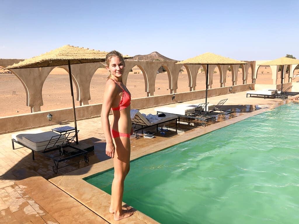 Morocco merzouga nomad palace