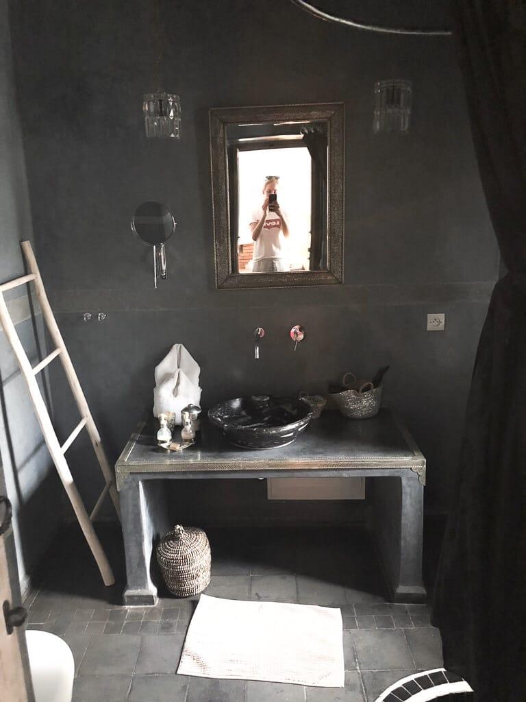Morocco Marrakech Riad la parenthese room