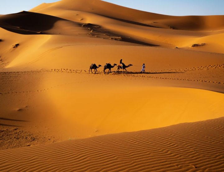 Travel Guide Merzouga: glamping in the Sahara!