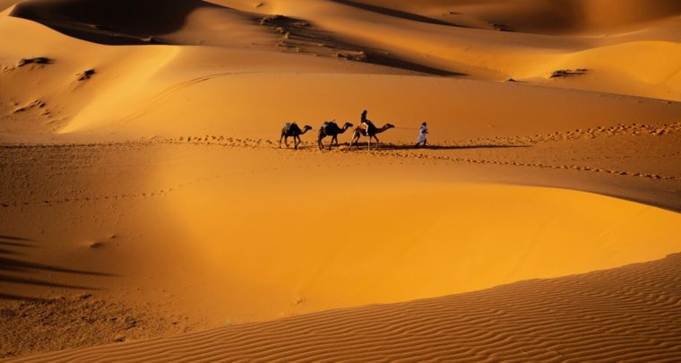 Merzouga: glamping in de Sahara!