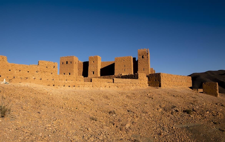 Marokko - Ecolodge Kasbah