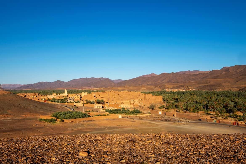 Marokko - Ecolodge