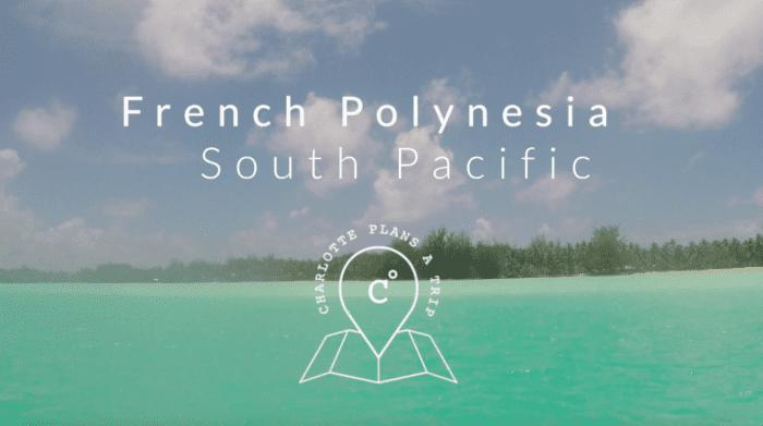 Filmpje van de mooiste plek op aarde: Frans Polynesië