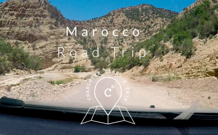 Movie: Road trip through Morocco