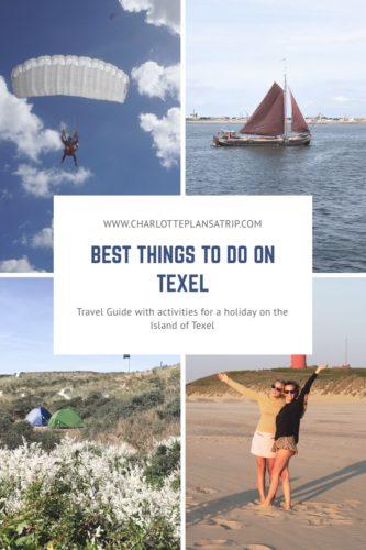 Nederland Texel best activities