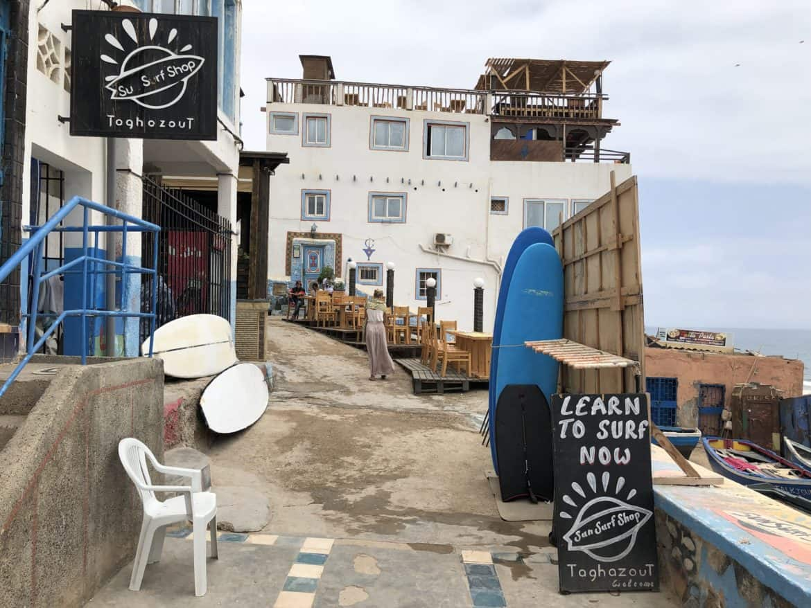 Morocco: Taghazout 8