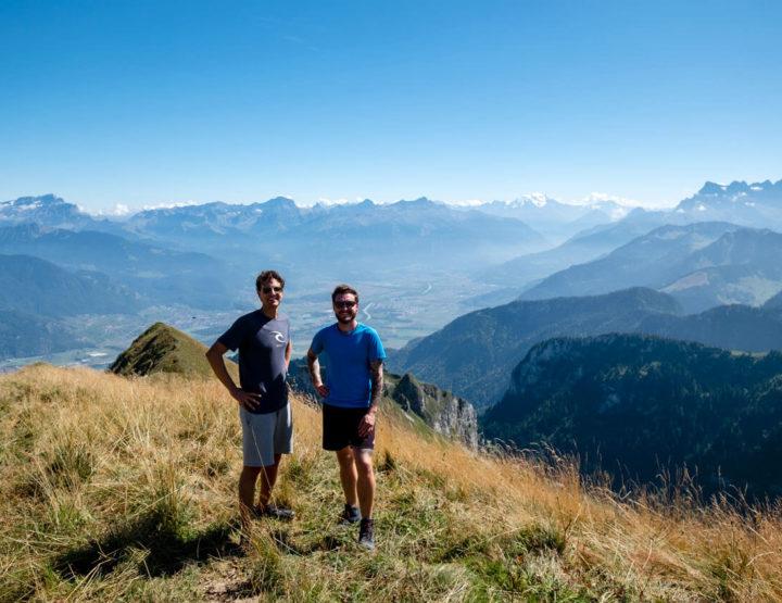 Blog: drie geweldige dagen in Zwitserland