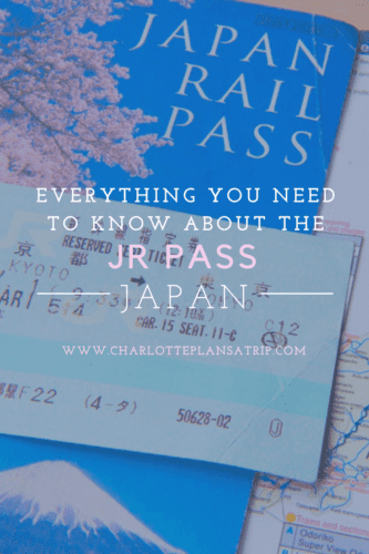 Everything you need to know about the Japan Rail Pass