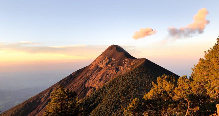 Diary: de hike naar actieve vulkaan Acatenango