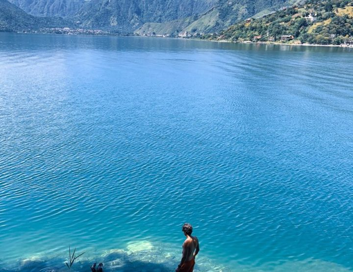 Diary: Lake Atitlan and San Marcos