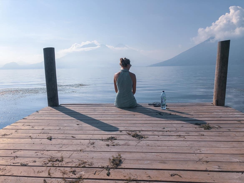Lake Atitlan - San Marcos