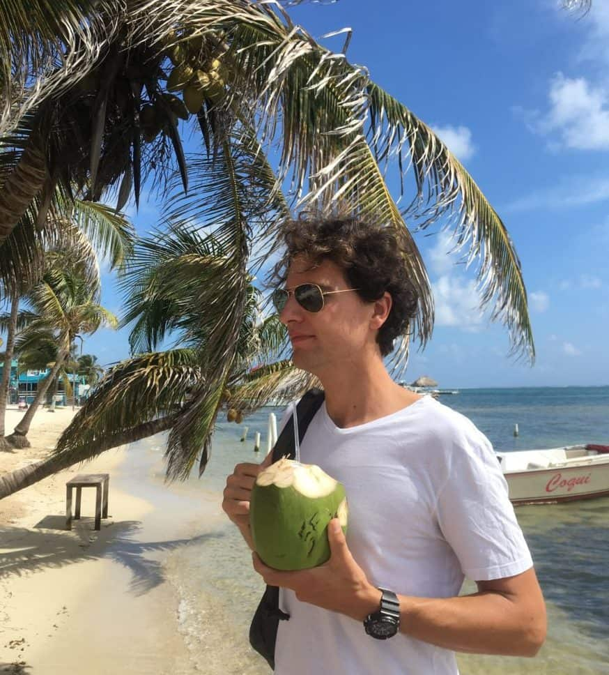 Coconut Belize