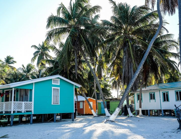 Caye Caulker versus San Pedro (Ambergris Caye): which of the two do you choose?