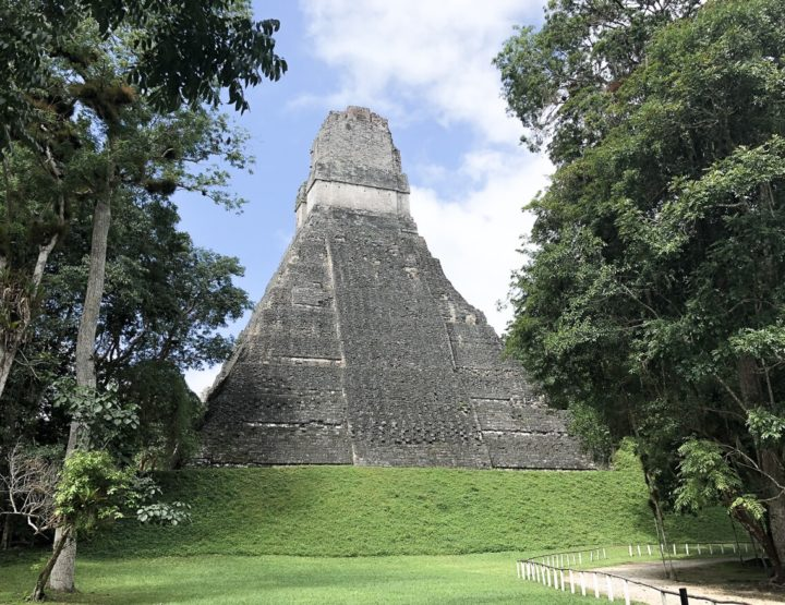 Diary | The last days in Guatemala: Flores and Tikal