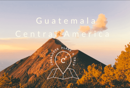 Video: backpacking through the beautiful country Guatemala!