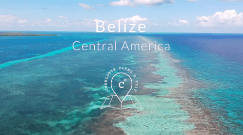 Video: island hopping through amazing Belize!