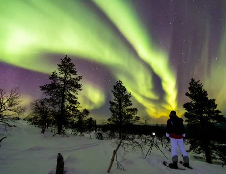 All you need to know about the northern lights in Lapland!