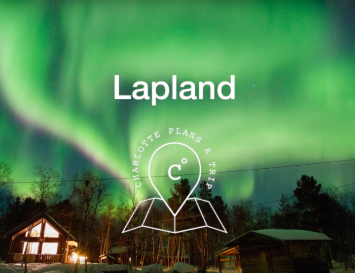 Video: Lapland and a proposal!