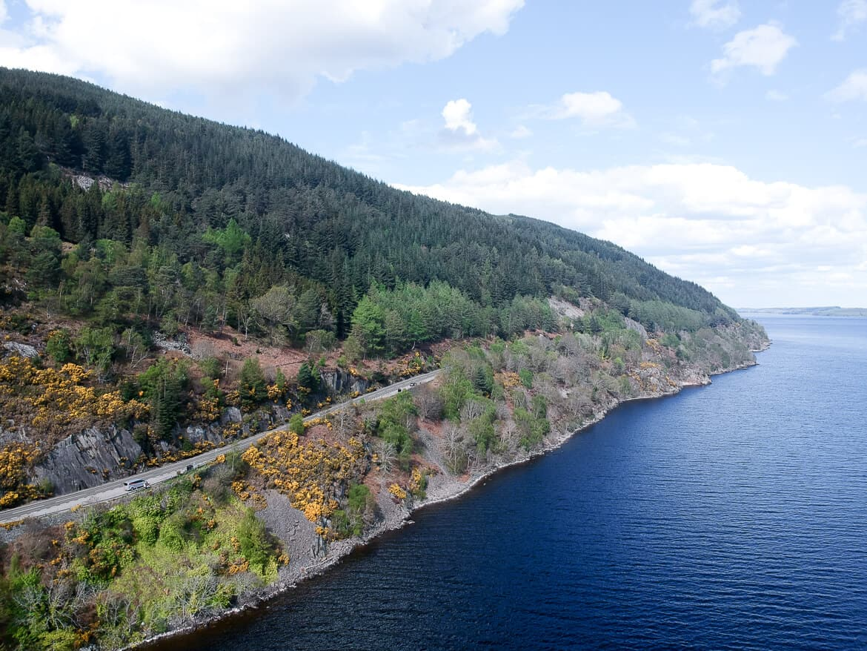 Scotland Loch Ness