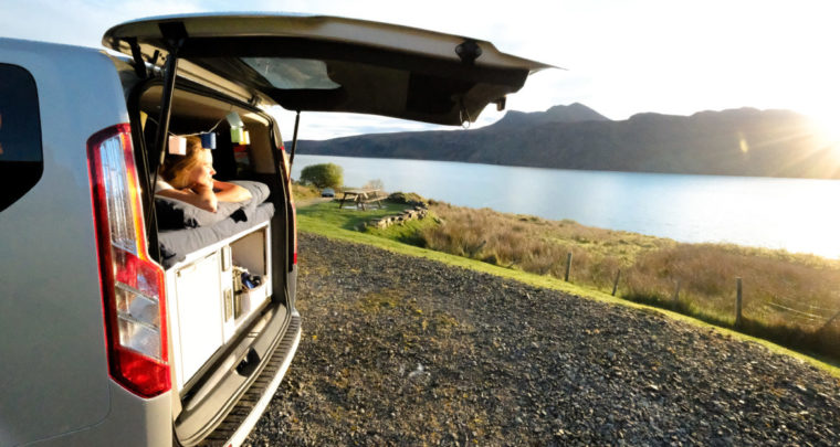 Why camping and a road trip through Scotland should be on your bucket list!
