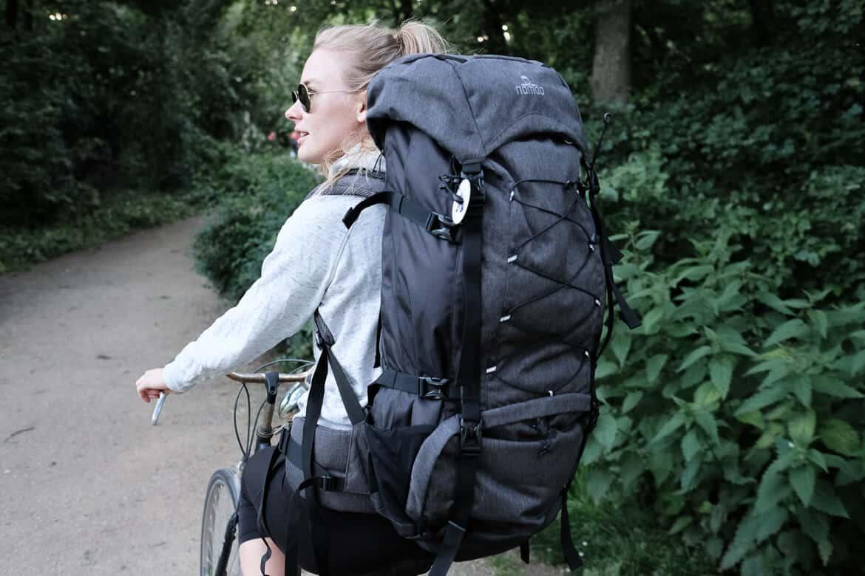 Nomad backpack Amsterdam