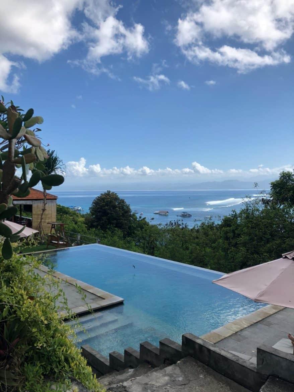 Nusa Lembongan Cliff Villa's