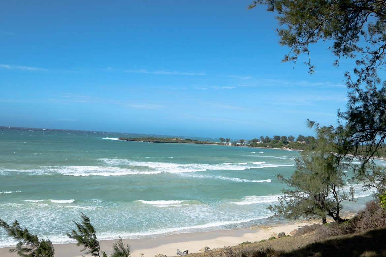 Ramana beach