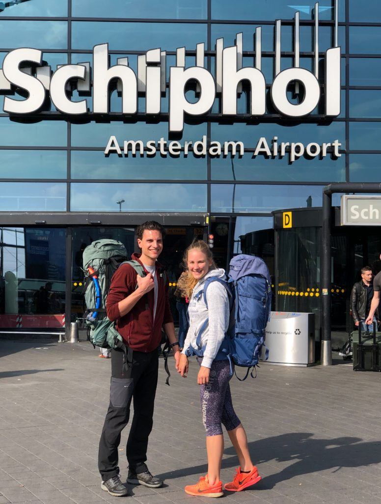 goodbye Schiphol