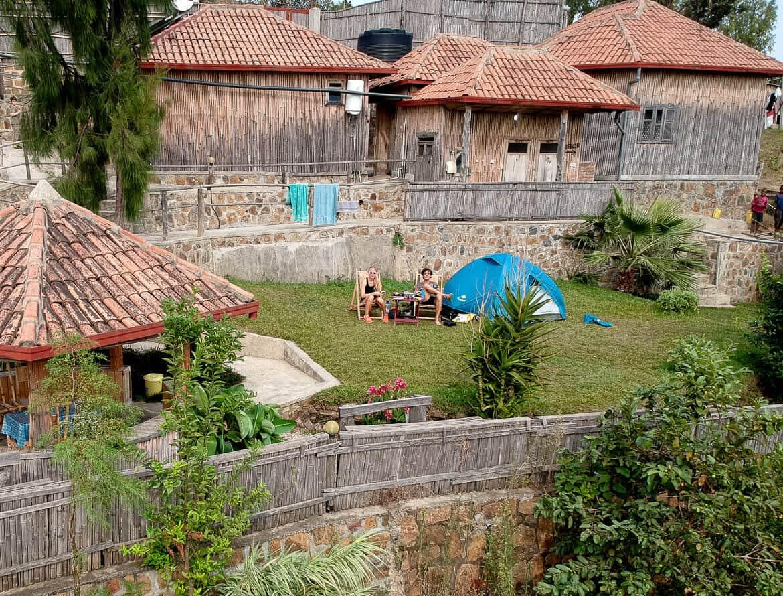 Camping Rwanda